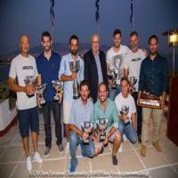 Τα Ελληνικά σκάφη πρωταγωνίστησαν στο Ευρωπαϊκό Πρωτάθλημα Lightning Open